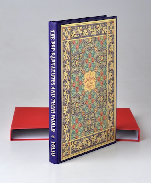 The Pre-Raphaelites and their World by William Michael - Folio Society
